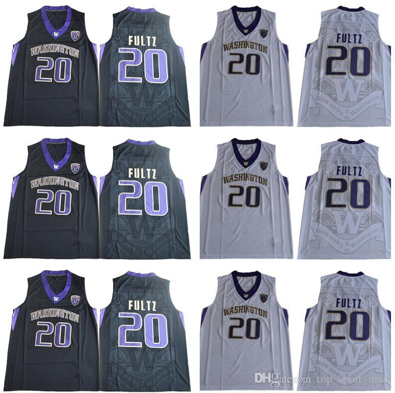 Washington Huskies Jerseys 20 Markelle Fultz Jersey NCAA Basketball universitair