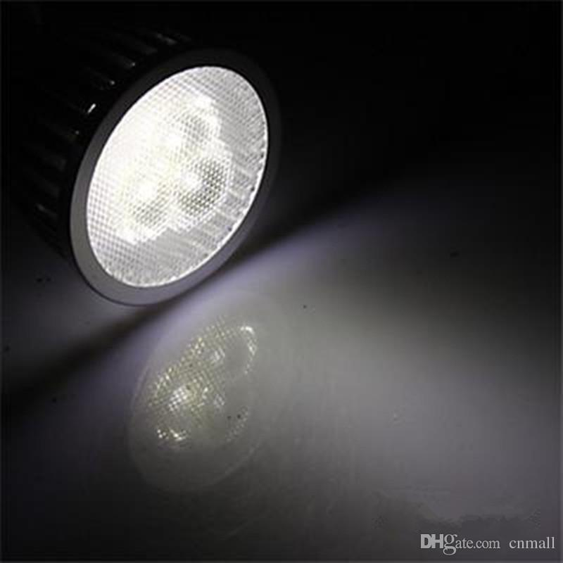 6W Led Ampoule Projecteurs GU10 / E27 / E14 / MR16 60 Angle 420 Lumens Chaud / N