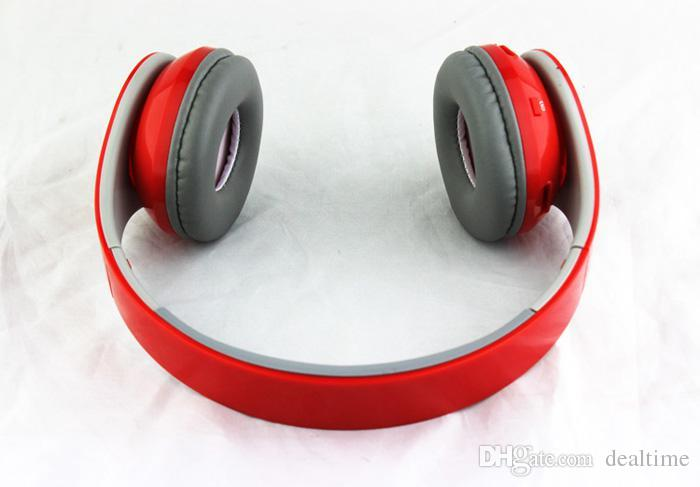 Version la plus récente Casque sans fil Bluetooth Casque DJ Annulation de bruit