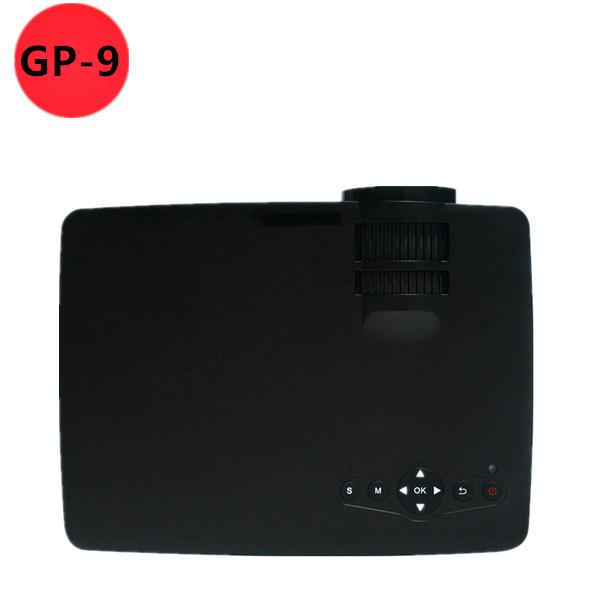 Wholesale 2015 newest gp 9 mini projector 800 lumens hd for Best mini projector 2015