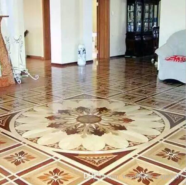 Maple Flooring Bamboo Sheets Decoration Decorative Deck Laminate