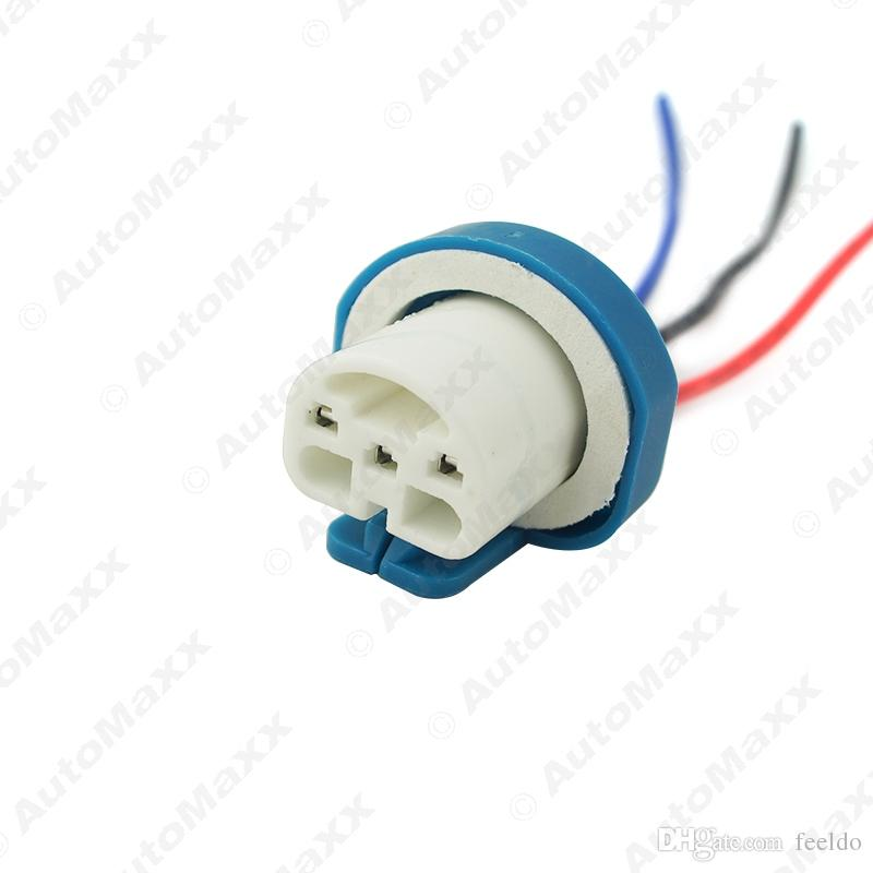 light wiring harness price comparison buy cheapest light wiring all all all 9007 ceramic socket xenon lamp wiring harness for headlight 9007 light bulb holder