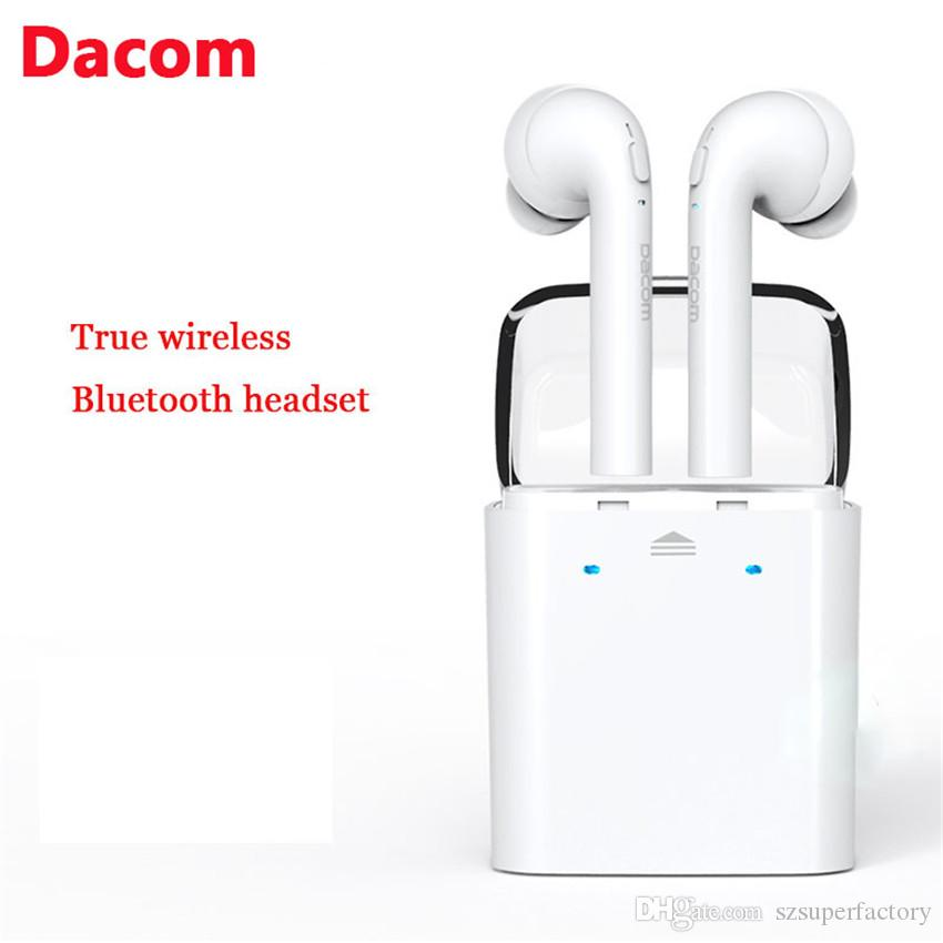 Original Dacom MINI True écouteur Bluetooth sans fil TWS pour iPhone 7 7s Smartp