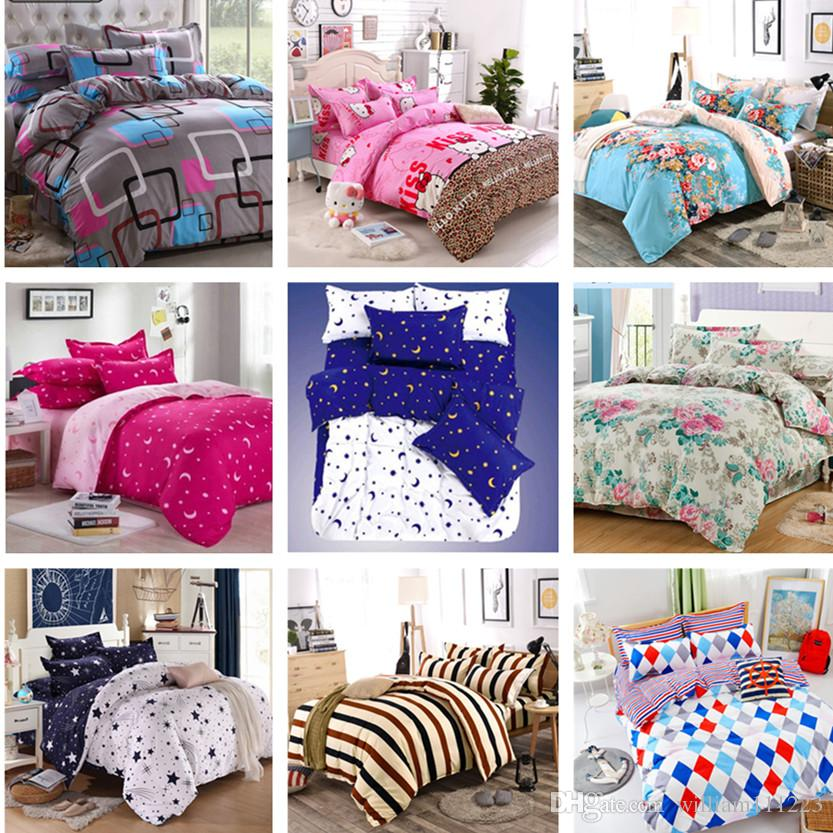 Full/King/Queen Size Bedding Set Comforter Cotton Home ...
