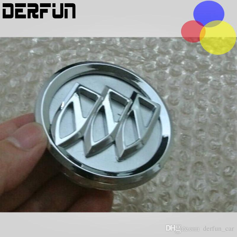 Buick Wheel Center Logo 59mm 62mm 66mm Cap Wheel Caps Capuchon pour buick la plu