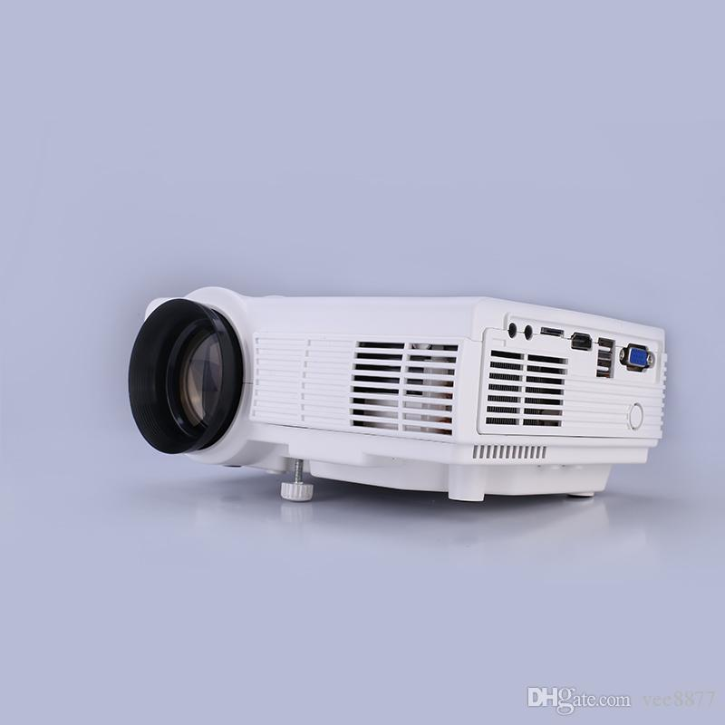 Home hd projector portable apple wifi android mobile phone for Best projector for apple products