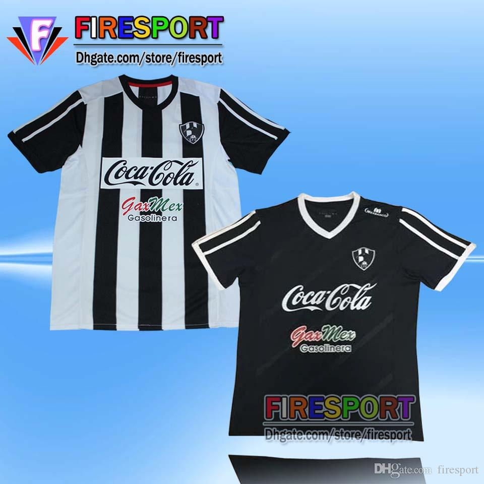 2017 Mexique liga mx 16 17 Club de Cuervos Accueil maillots de football Nueva Te