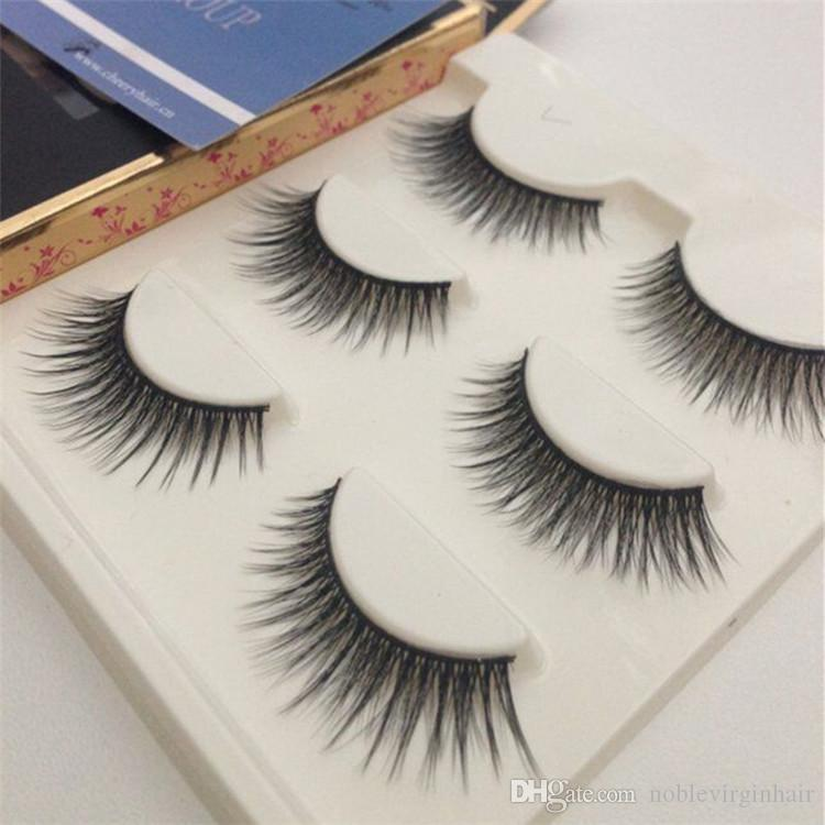 Cheap 3D Mink Eyelashes Custom Package Wholesale 100% Real Mink ...