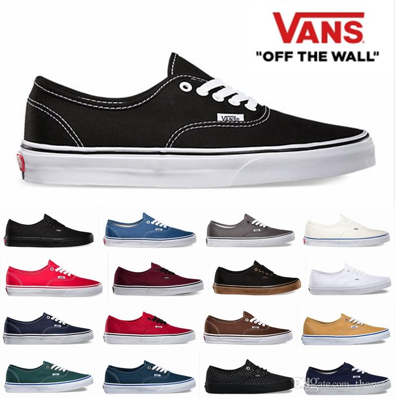 Where to Buy Vans Shoes Canvas Online? Where Can I Buy Vans Shoes ...