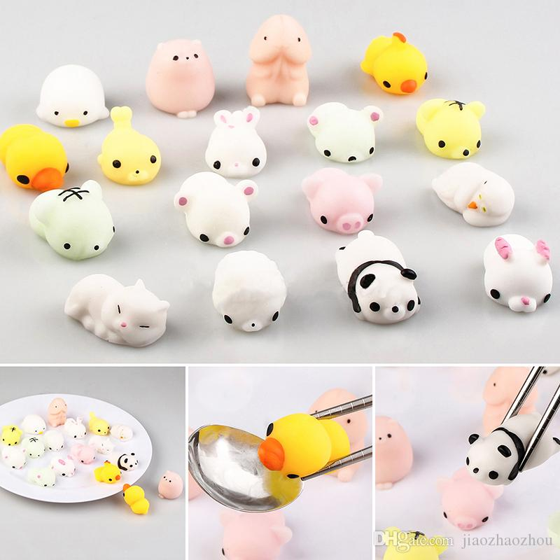 Squishy Stretchy Animals : Cool New New Original Japan Cute Penis Mochi Squeeze Stretchy Kawaii Decompress Squishy With Box ...