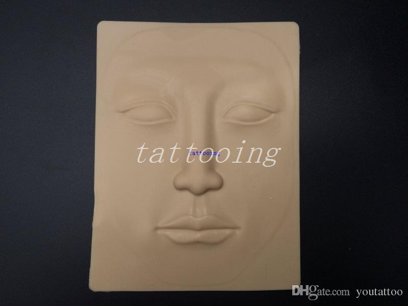 Silicon ilicone tattoo 4d practice synthetic skin face 20 for Artificial skin for tattooing