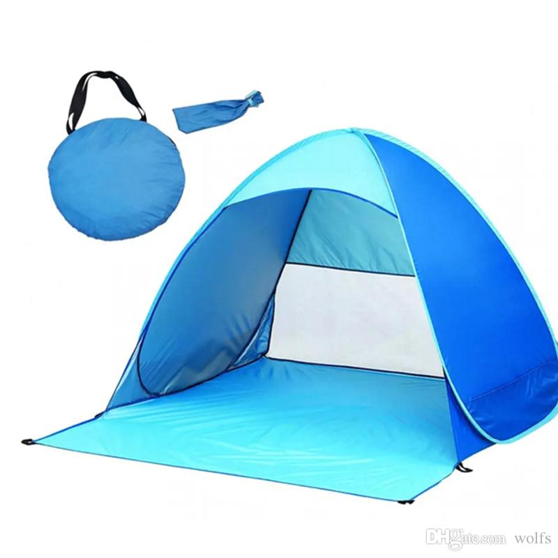 Summer Tents And Shelters Outdoor Gear Beach Tents Quick Automatic Opening Tents Instant Portable Beach Tent Beach for 2-3 Person Tents Beach Tents Portable ...  sc 1 st  DHgate.com & Summer Tents And Shelters Outdoor Gear Beach Tents Quick Automatic ...