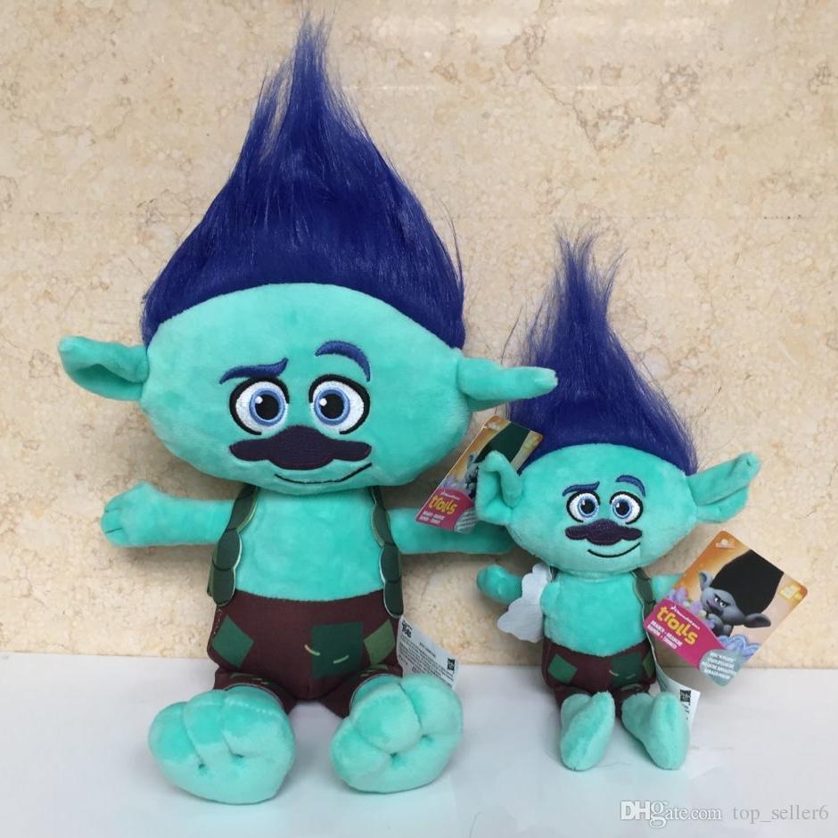 Best Dreamworks Trolls Toys : Dreamworks trolls movie action figures doll
