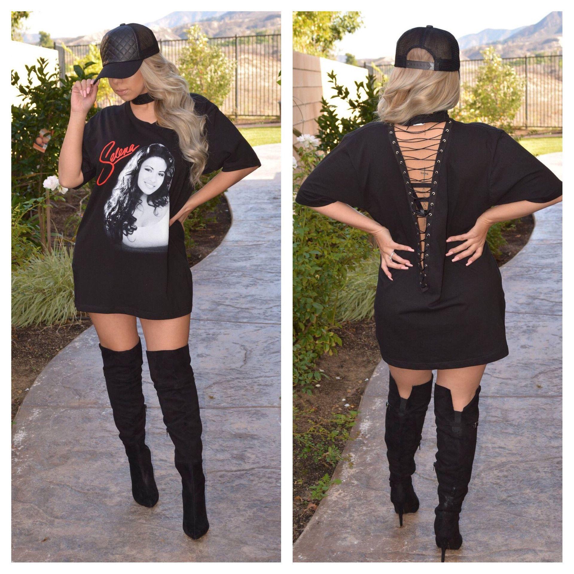 Shirt design online uk - Womens Tshirt Sexy Lace Up Deep V Neck Black T Shirt 2017 Fashion Punk Rock Design Fashion Face Print Long Top Shirts Womens Long Tops