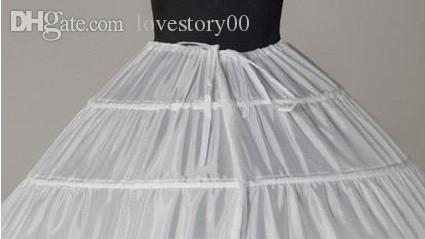 2017 Super Cheap Ball Gown Petticoat Wedding Slip Crinoline Bridal ...