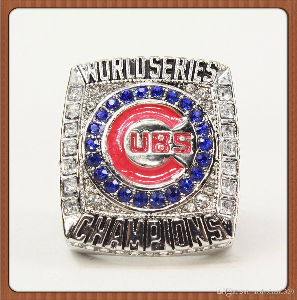 2017 replica 2016 chicago cubs baseball world series