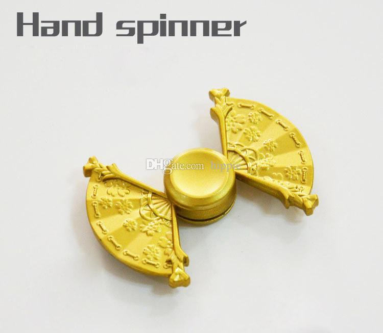 hot original hand spinner king of the glory around the small joe love breeze gondola gyro fidget. Black Bedroom Furniture Sets. Home Design Ideas