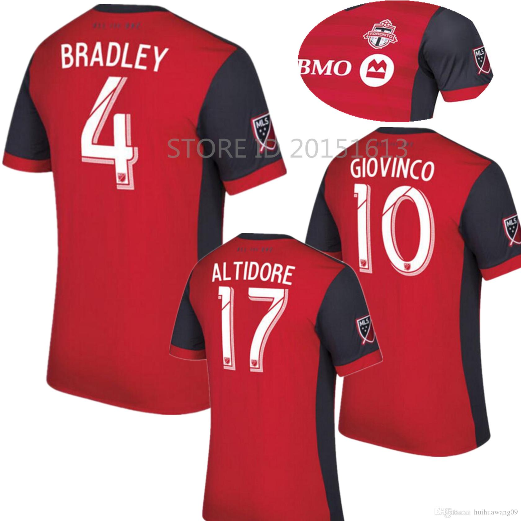 2017 thailand fc toronto soccer jersey adults mls jerseys 1718 bradley giovinco altidore football sh
