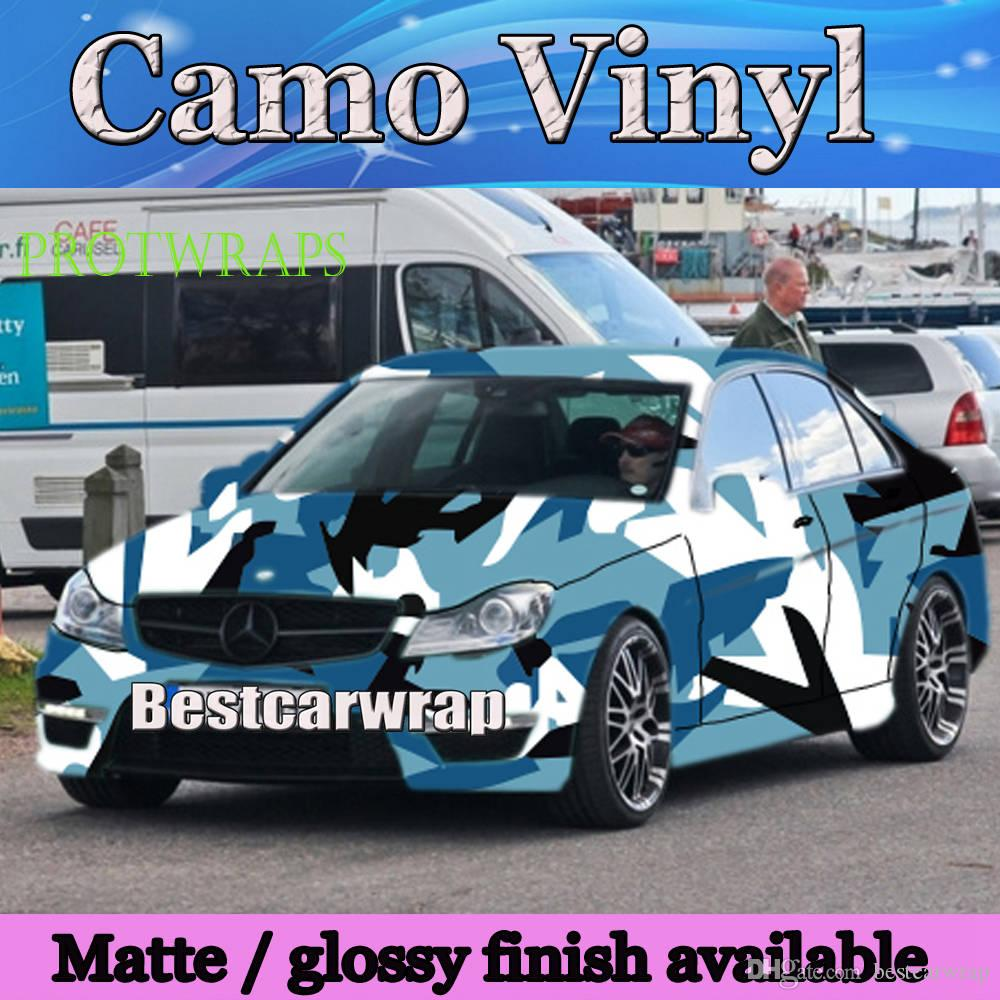 large spots pixel camo vinyl car wrap film covering with air release gloss matt camouflage film. Black Bedroom Furniture Sets. Home Design Ideas