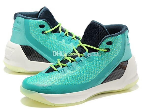Curry 3 Shoes Hottest Basketball Shoe,MVP 2016 Sneaker,Curry 3 Dub ...