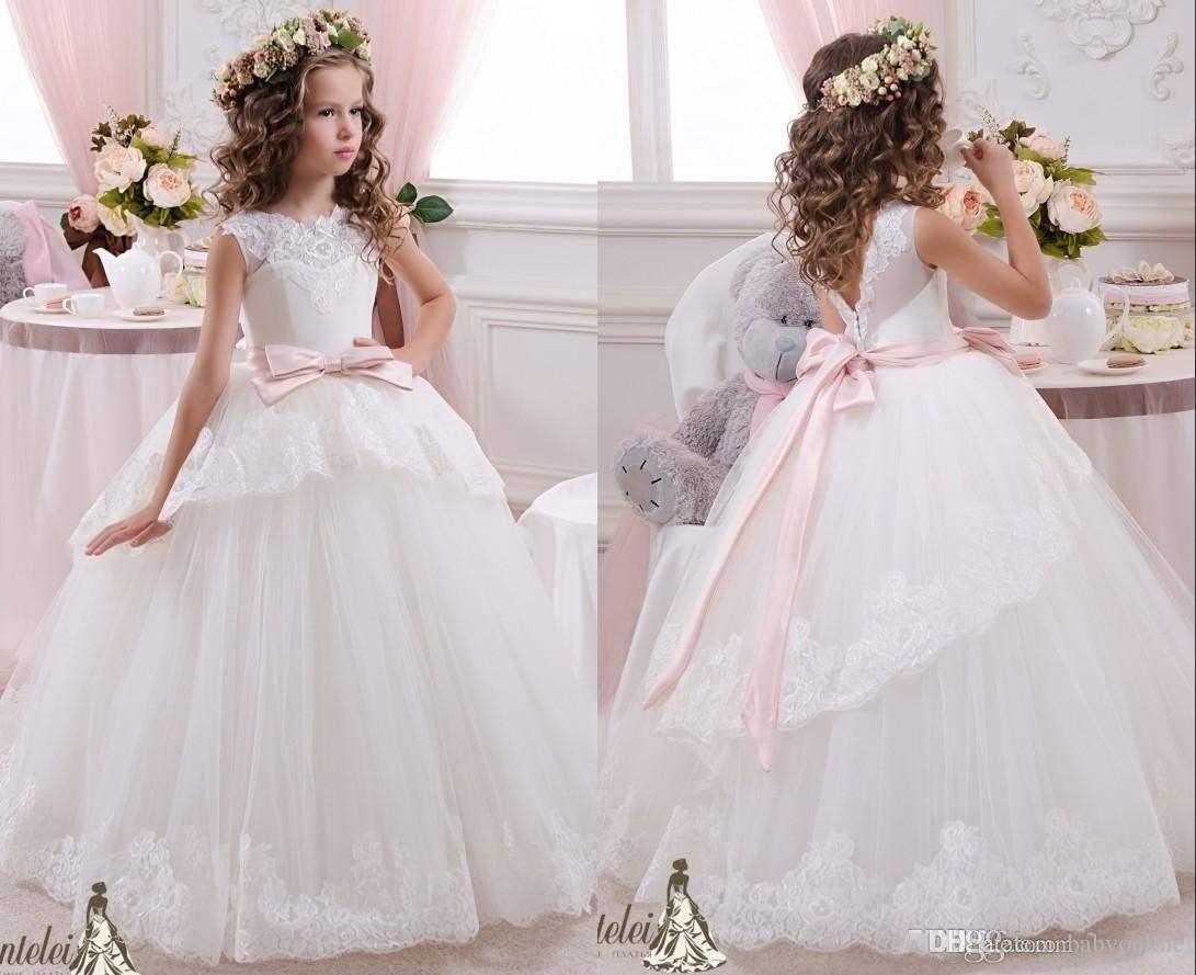 Cheap Kids Formal Flower Girl Dresses - Free Shipping Kids Formal ...
