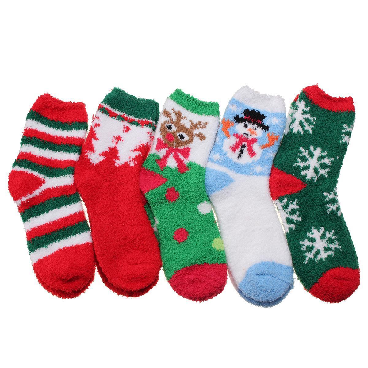 2017 Cozy Warm Soft Unisex Socks Chuzzle Hosiery Winter ...