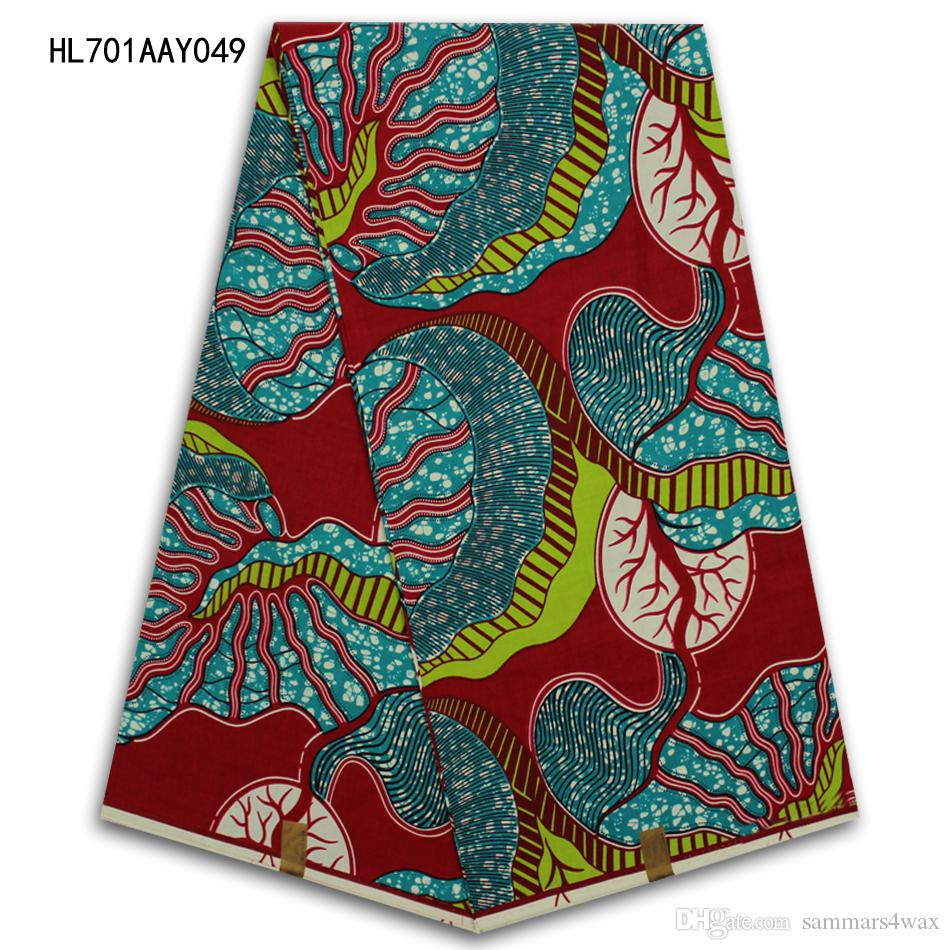 2017 newest style dyeing hollandais wax fabric most for Most popular fabric patterns