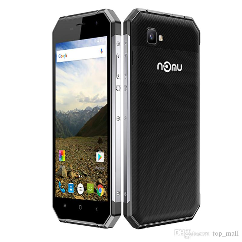 NOMU S30 IP68 étanche 5.5inch FHD MTK6755 Octa-core 2.0GHz FDD Android 6.0 4G LT