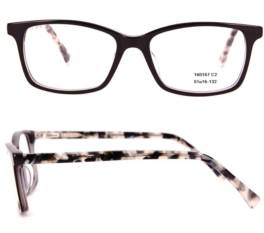 Eyeglass Frame Fashion 2017 : New Arrival 2017 Fashion Men Acetate Glasses Frames Square ...
