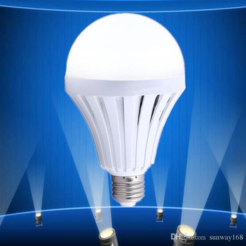 Led Bulbs E27 B22 Smart Emergency Light Use As Normal Bulb 5w 7w 9w 12w Automatic Control Start