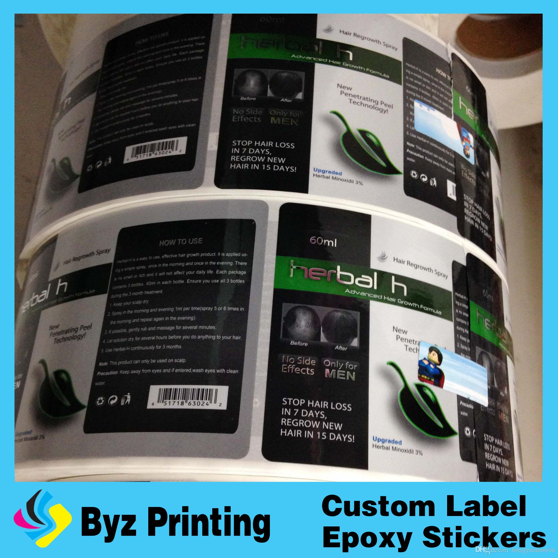 High Quality For Custom Paper Sticker Of Continuous Number Cheap - Custom stickers cheap