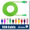Buy Micro USB Cable S7 S6 High Speed Nylon Braided Cables Charging Sync Data Durable