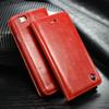 Buy iphone 6 plus 6s Caseme Case, Luxury R64 Leather Magnetic Stand Wallet Phone Cover, ICASE