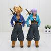 Buy 24-26cm Anime Dragon Ball Z Super Saiyan Trunks PVC Action Figure Collectible Model Toy can choose