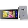 Buy 7 Inch Colorful LCD Screen Video Doorbell Door Phone Home Security Camera 5 Wires Intercom System Vandal-proof Night Vision DHL FREE