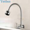 Buy Hot-sell,,Brass Cold Kitchen Faucet, single Sink Tap, torneira Tap,YT-6006