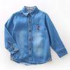 Buy Boys Shirts Kids Tshirt Denim Sale Children Clothes Clothing 2016 Spring Long Sleeve T Child Shirt Kid Lovekiss C20402