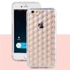 Buy Honeycomb Pattern TPU Soft Case Apple iPhone 6/6S Plus Clear Anti-knock Shockproof Silicone Gel Back cover