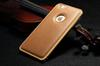 Buy Phone Case iPhone 6/6S 6Plus Samsung S5 S6 Metal Soft TPU One-piece Forming Frames Leather Back Cover Bumper Shell Cases