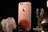 Buy sony z5 z4 z3 z2 z1 m5 m4 xiaomi 5 4 redmi note3 note Aluminum luxury metal bumper frame case mirror Back cover Backplane