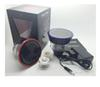 Buy Hot E cigarette Square head e hose shisha 2400mAh square ehead cartridge refillable Rechargeable hookah disposable Hookah via