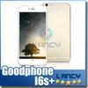 Buy MTK6582 Goophone i6s Plus V5 Touch ID 3G WCDMA Quad Core 1GB 16GB Android 4.4 5.5 inch IPS HD 8MP Camera Single Nano-SIM Smartphone