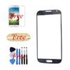 Buy -black Replacement LCD Front Touch Screen Glass Outer Lens 5.0'' Samsung Galaxy S4 I9500 Film+Tools+Adhesive