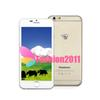 Buy 4.7inch Goophone i6 MTK6582 Quad Core 1G 8GB Android 4.4 OS 960x540pixels IPS 500W Camera GPS 3G WCDMA wifi Unlocked Smart Mobile 001317