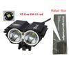 Buy 5000 Lumens 2x CREE XML U2 LED Cycling Bike Lamp Bicycle Light Headlamp HeadLight Accessories+Retail Box