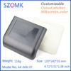Buy szomk project box plastic electronics enclosure (4 pcs) 120*140*35mm switch housing pcb board network AK-NW-07