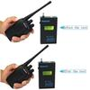 Buy Retevis R-511 Portable LCD Display Frequency 50Mhz-2.4G CTCSS/DCS Decoder Counter Meter Test 9V Battery Two Way Radio C9036A