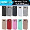Buy 6S Caseology Hybrid Armor Soft TPU Hard PC Case Cover iPhone 5 6 6s Plus Samsung Galaxy S6 Edge Note 4 3 Grand Prime G530