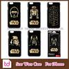 Buy iPhone 5 5S 6 6S Plus 6plus Star Wars Tough Frosted PC Plastic Case Shockproof Phone Back Cover Cases Darth Vader R2-D2 C3P0