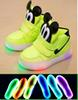 Buy 2015 New European Cool Fashion Lighted LED kids sneakers Elegant Lovely baby boys girls shoes cool children boots